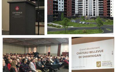 Avis d'un nouveau projet de résidence pour retraités – Château Bellevue de Shawinigan