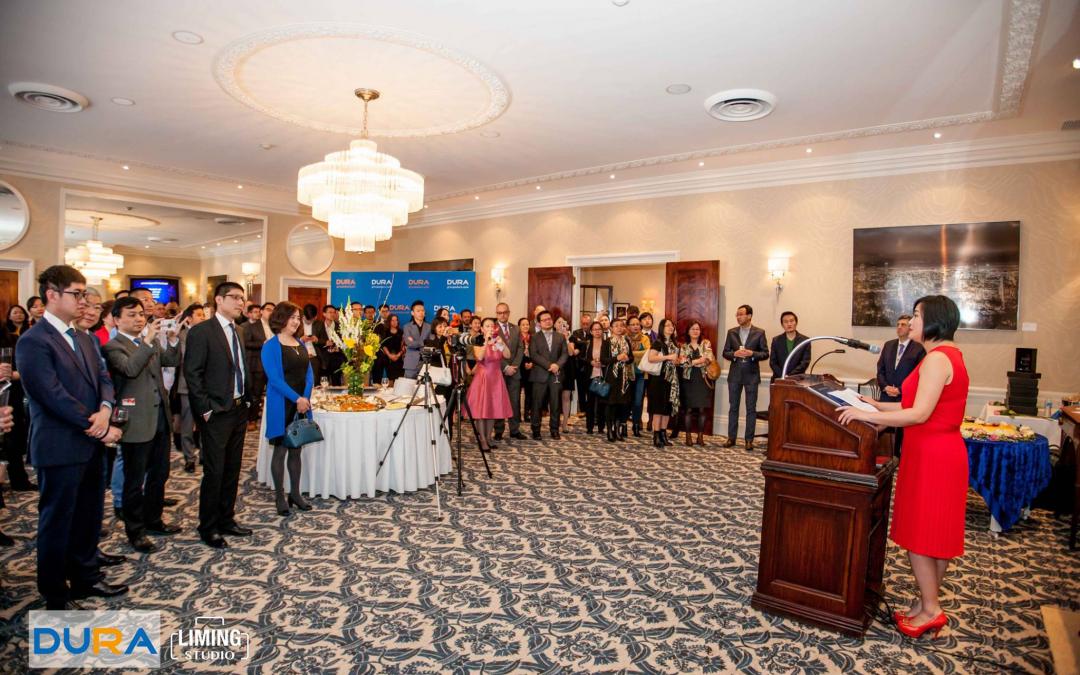 Dura Fund I closing ceremony